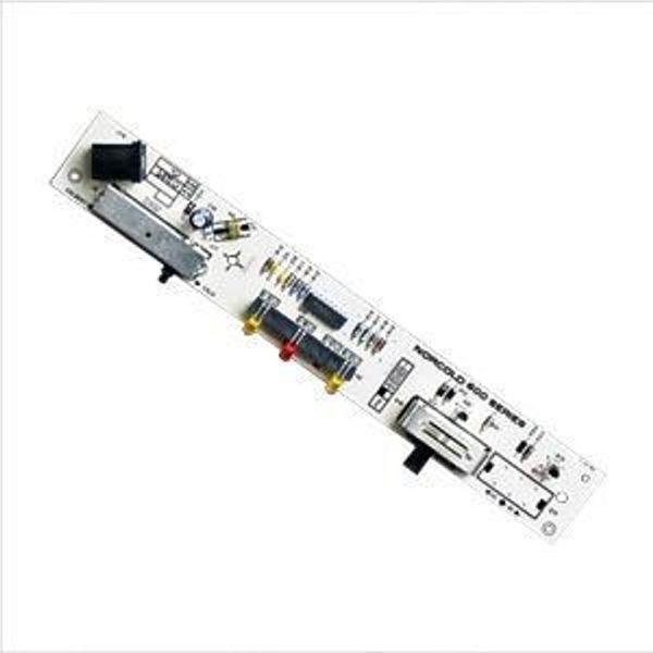 Norcold Refrigerator 2-Way Eyebrow Control Circuit Board 61647322