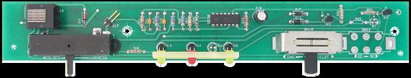 Norcold Refrigerator 2-Way Eyebrow Control Circuit Board 61647322D