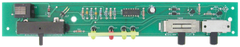 Norcold Refrigerator 3-Way Eyebrow Control Circuit Board 61647522D