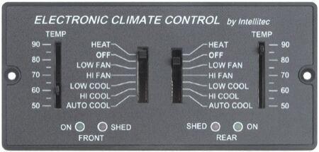 intellitec dual thermostat a/c & heat, dual furnace model, 00-00597-000 |  pdxrvwholesale