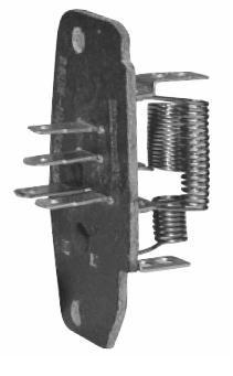 Dash Blower Motor Resistor 035-00006