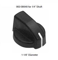 RV Dash Heater / AC Selector Switch Knob 062-00640