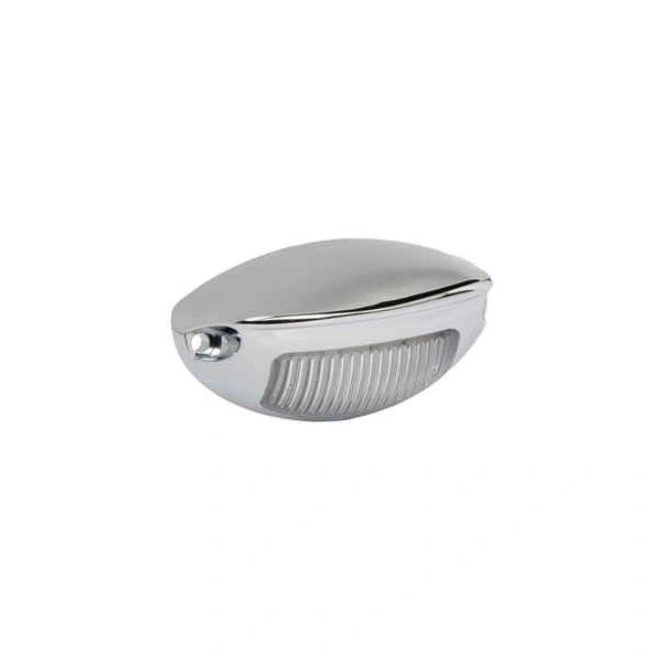 Chrome Porch Light QL-CP-CH