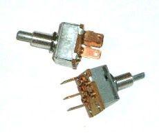 INDAK 3 Position Blower Switch 032-00066