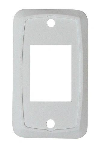 Single Switch Wall Plate P6601