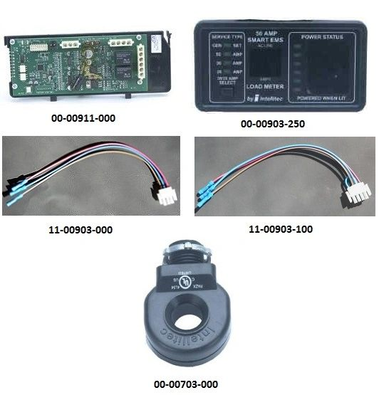 Intellitec EMS Display Panel 00-00634-000 Upgrade Kit