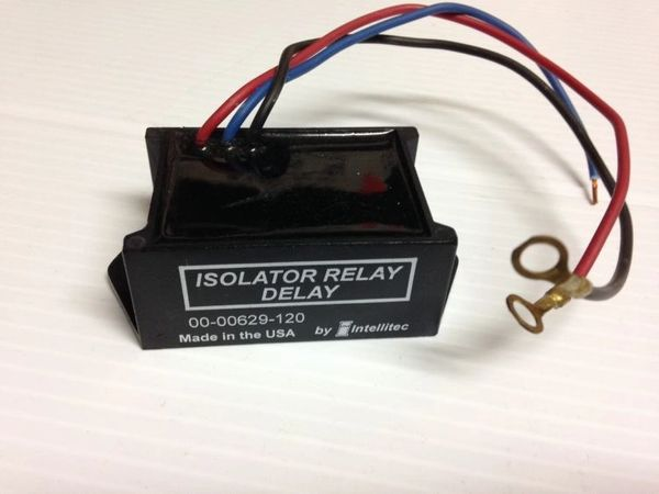Intellitec Isolator Relay Delay 00-00629-120