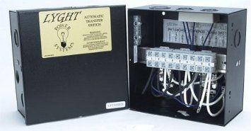 ESCO Automatic Transfer Switch LPT50BRD
