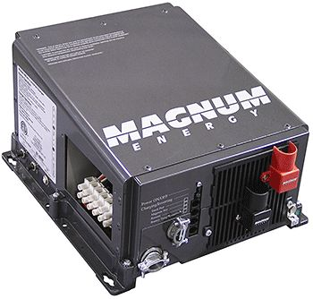 Magnum ME3112 3100W Inverter with 160 Amp Charger