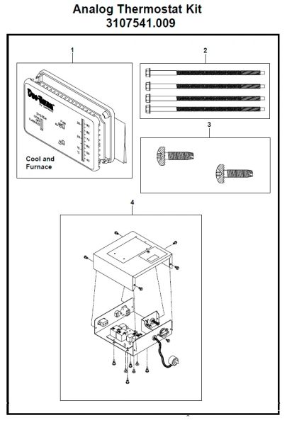Air Conditioner 3107541 009 Wiring Diagram. . Wiring Diagram on