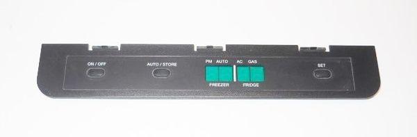 Dometic Refrigerator Display Panel Board, Black, 3850682018