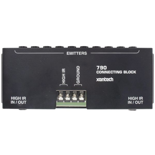 Xantech Multiple Emitter Connecting Block 790-00