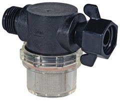 Shurflo Swivel Nut Water Strainer 255-315