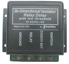Intellitec Bi-Directional Isolator Relay Delay w/ Low Threshold 00-00362-100