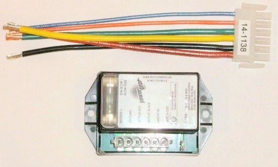 Power Gear Slide Out Controller Kit, Upgraded Version, 523511