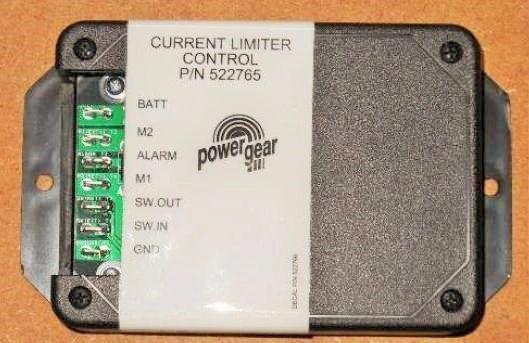 Power Gear Slide Out Controller 140-1144