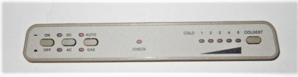 Dometic Refrigerator Control Board, Eyebrow, 3 Way