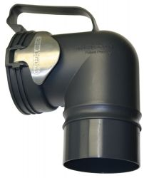 Thetford SmartDrain 90° Nozzle Fitting with Handle 17731
