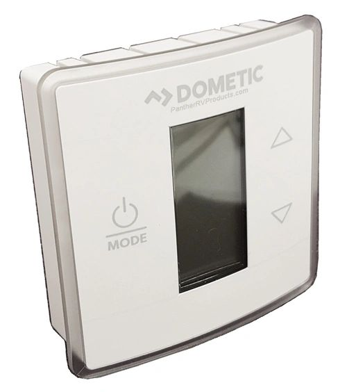 Dometic Control Kit and White Single Zone LCD Thermostat Kit 3316234.000