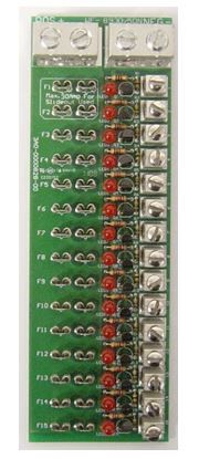 DC Fuse Panel WFCO Converters 8930/50N-PCB