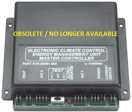 Intellitec Dual AC / Furnace Control Module 00-00591-000