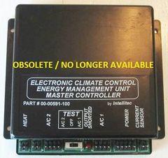 Intellitec Dual AC / Furnace Control Module 00-00591-100