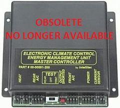Intellitec Dual AC / Furnace Control Module 00-00591-200