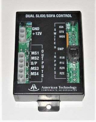 American Technology Dual Slide / Dual Sofa Control Module AT-RLM-030