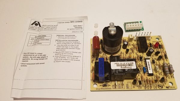 atwood / hydroflame replacement printed circuit board 31501 | pdxrvwholesale