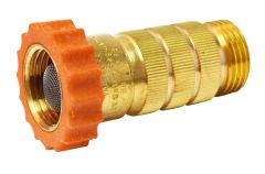 Valterra Water Regulator, High Flow, Brass, Lead-Free, A01-1122VP