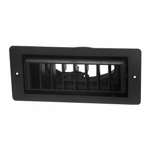 Rectangular Louvered Dash Vent 062-00116