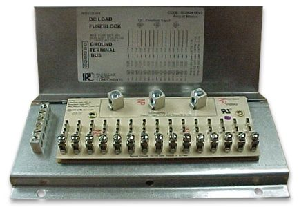Parallax 15 Circuit Fuse Box FB15