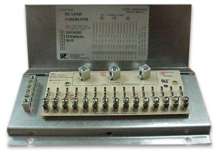 Parallax 15 Circuit Fuse Box FB15