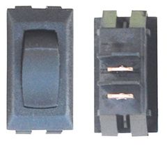 KIB Electronics Front Slide Manual Override Switch SWG1-11-U