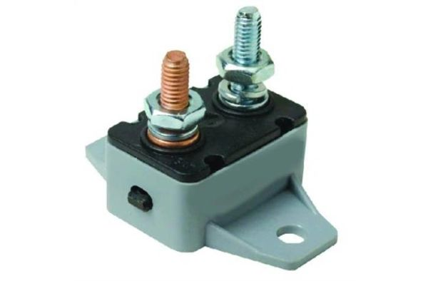 Chassis Mounted Battery Manual Reset Circuit Breakers