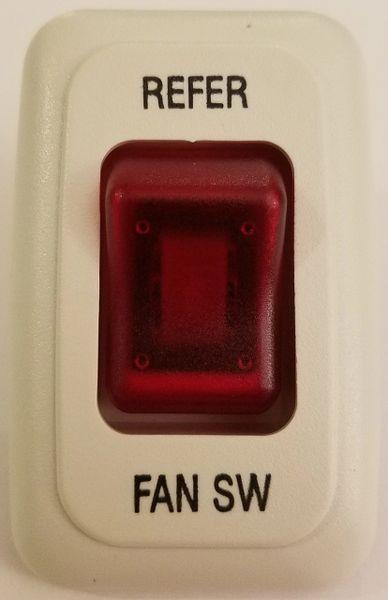Refrigerator Fan Switch AH-ASY-1-1-023