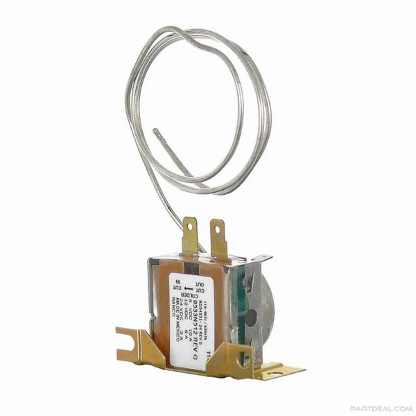 RV Dash Thermostat With 32 Inch Capillary Length 11-01224