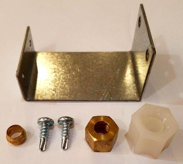 Dometic Eaton Icemaker Water Valve Hardware Kit 3108706.114X