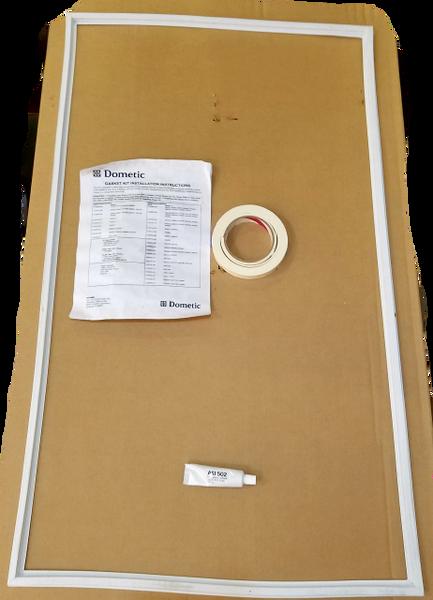 Dometic Refrigerator Door Gasket Kit 3103692.004
