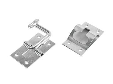 RV Designer Stainless Steel 90 Degree Entry Door Holder E277