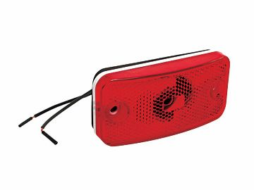Fleetwood RV Red Clearance Light E395