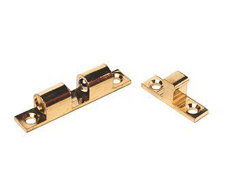 RV 2 Inch Cabinet Brass Bead Catch H221