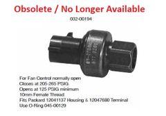 SCS AC Binary Pressure Switch 032-00194
