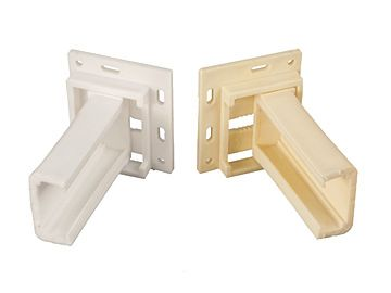 RV Designer RV C-Shaped Drawer Slide Sockets H305