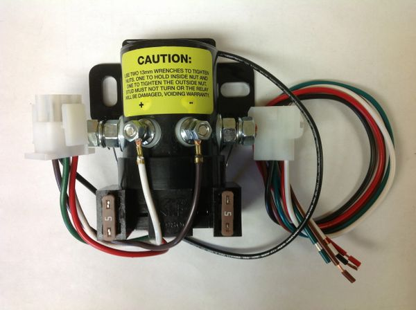 KIB Electronics Battery Disconnect Latching Relay LR9806WB