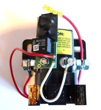 KIB Electronics Battery Disconnect Latching Relay LR9806J-BIP