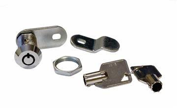 RV Designer 5/8 Inch Ace Compartment Lock L315