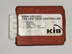KIB Electronics 15 Amp Water Pump Controller LSD1002