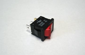 KIB Electronics Lighted On / Off Switch SWOKLED1