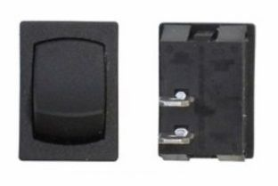KIB Electronics Non-Lighted Momentary (On) - Off Switch, SWMOMK1